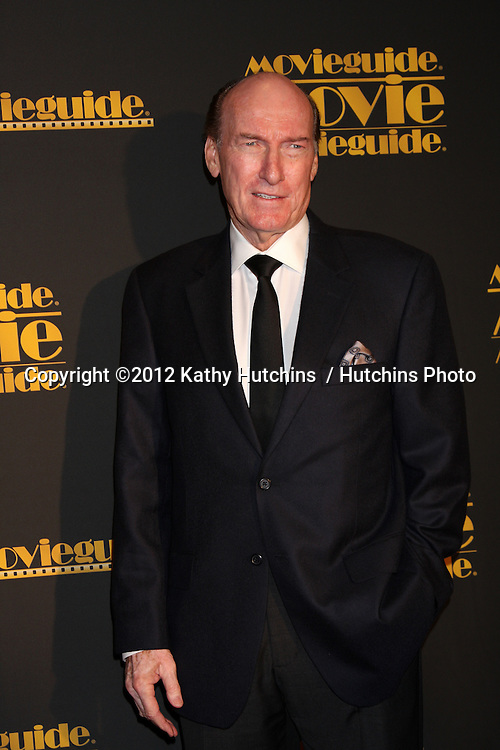 LOS ANGELES - FEB 10:  Ed Lauter arrives at the 2012 Movieguide Awards at Universal Hilton Hotel on February 10, 2012 in Universal City, CA