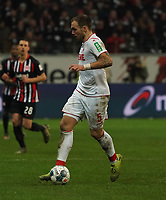 Rafael Czichos (1. FC Koeln) - 18.12.2019: Eintracht Frankfurt vs. 1. FC Koeln, Commerzbank Arena, 16. Spieltag<br /> DISCLAIMER: DFL regulations prohibit any use of photographs as image sequences and/or quasi-video.