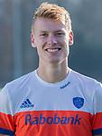 UTRECHT - Joep de Mol, speler Nederlands Hockey Team heren. COPYRIGHT KOEN SUYK