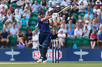 Ryan ten Doeschate hits four runs for Essex during Kent Spitfires vs Essex Eagles, NatWest T20 Blast Cricket at The County Ground on 9th July 2017
