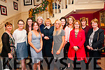 Christmas Party : Staff of the Cliff House Hotel, Ballybunion attending their annual Christmas party at the Listowel Arms Hotel on Saturday night last.