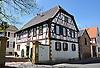 Evangelisches Pfarrhaus (1749) Badenheim