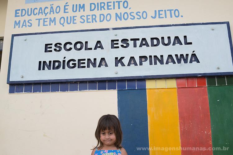 &Iacute;ndios Kapinaw&aacute; , aldeia Mina Grande, munic&iacute;pio de Bu&iacute;que, Pernambuco<br /> Escola Estadual Ind&iacute;gena Kapinaw&aacute;<br /> Alice da Silva Dias