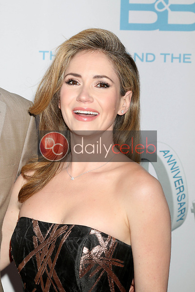 """Ashley Jones<br /> at the """"The Bold and The Beautiful"""" 30th Anniversary Party, Clifton's Downtown, Los Angeles, CA 03-18-17<br /> David Edwards/DailyCeleb.com 818-249-4998"""