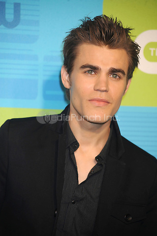 Paul Wesley at the 2010 CW Upfront Green Carpet Arrivals at Madison Square Garden in New York City. May 20, 2010.Credit: Dennis Van Tine/MediaPunch