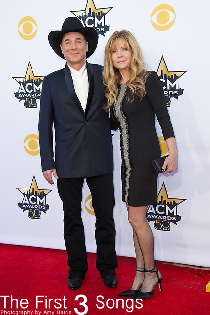 Clint Black attends the 50th Academy Of Country Music Awards at AT&T Stadium on April 19, 2015 in Arlington, Texas.