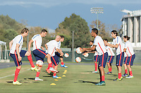 USMNT Training, October 5, 2015