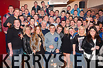21 Wishes<br /> ------------<br /> Jamie Foran,Causeway had a cracker celebrating his 21st birthday last Saturday night in the Barons Bunker bar,Ballyfuff along with family and many friends.