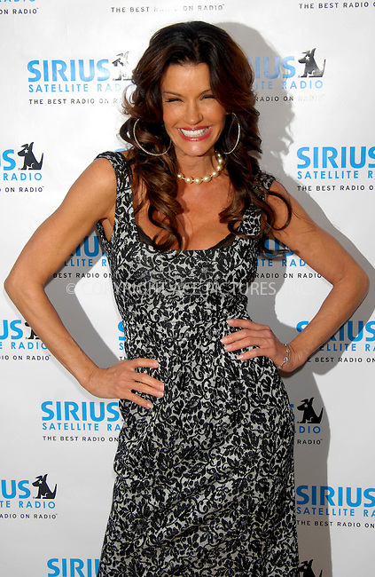 WWW.ACEPIXS.COM . . . . . ....January 23rd, 2007, New York City. ....Janice Dickinson Attends the Launching of Exclusive Urban Comedy, an Entertainment and Life Style Channel on Sirius Satellite Radio at Sirius Satellite Radio Studios. ....Please byline: KRISTIN CALLAHAN - ACEPIXS.COM.. . . . . . ..Ace Pictures, Inc:  ..(212) 243-8787 or (646) 769 0430..e-mail: info@acepixs.com..web: http://www.acepixs.com