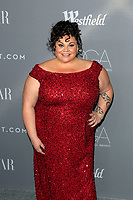 LOS ANGELES - FEB 20:  Keala Settle at the 20th Costume Designers Guild Awards at the Beverly Hilton Hotel on February 20, 2018 in Beverly Hills, CA