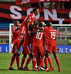 América de Cali venció 3-0 a Boyacá Chicó. Fecha 13 Liga Águila I-2018.