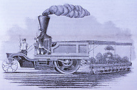 Technology:  Faulke's Steam Plow.  SCI. AM.  Sept. 10, 1859.  Reference only.