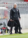 nph00001:  nph0001:  17.05.2020 --- Fussball --- Saison 2019 2020 --- 2. Fussball - Bundesliga --- 26. Spieltag: FC Sankt Pauli - 1. FC Nürnberg --- --- DFL regulations prohibit any use of photographs as image sequences and/or quasi-video - Only for editorial use ! --- <br /> <br /> Jens Keller (Trainer Cheftrainer Coach 1. FC Nürnberg ) <br /> <br /> Foto: Daniel Marr/Zink/Pool//via Kokenge/nordphoto