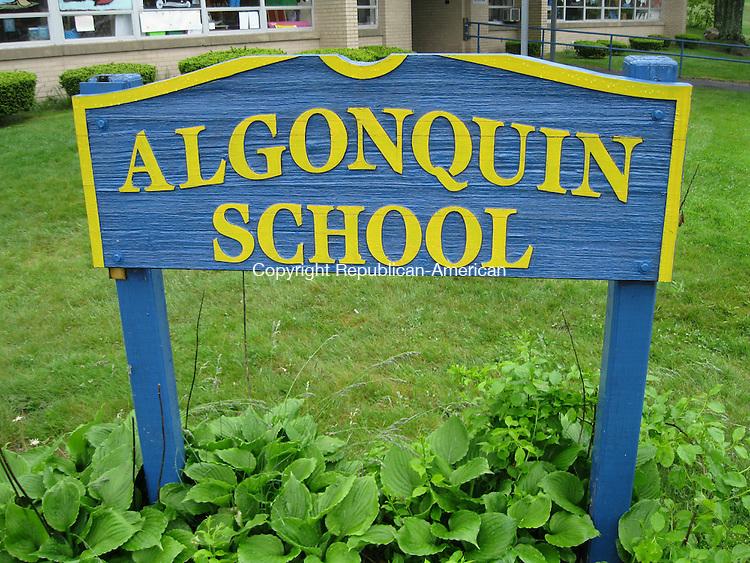 PROSPECT, CT - 11 May 2012 - 051112QL01 - Algonquin School in Prospect. Quannah Leonard Republican-American