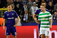 ANDERLECHT, BELGIUM - SEPTEMBER 27 : Leigh Griffiths forward of Celtic FC celebrates scoring a goal during the Champions League Group B  match between RSC Anderlecht and Celtic FC on September 27, 2017 in Anderlecht, Belgium, 27/09/2017 <br /> Foto Photonews/Panoramic