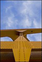 Pittsburghs Bridges - Ft Pitt Structure