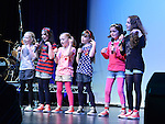 Mini Muffins who took part in the Schoolstars primary auditions in the TLT. Photo:Colin Bell/pressphotos.ie