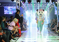 """BEVERLY HILLS - SEPTEMBER 10:  Panda at the Season two premiere event for FOX's """"The Masked Singer"""" at The Bazaar at the SLS Beverly Hills on September 10, 2019 in Beverly Hills, California. (Photo by Scott Kirkland/FOX/PictureGroup)"""