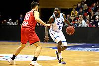 GRONINGEN - Basketbal, Donar - Spirou, Martiniplaza, Europe Cup, seizoen 2019-2020, 27-11-2019,  Donar speler Vernon Taylor