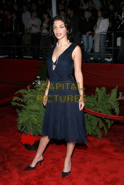 VANESSA FERLITO.31st Annual People's Choice Awards held at the Pasadena Civic Auditorium. .January 9th, 2004.Photo Credit: Jacqui Wong/AdMedia..full length, blue sleeveless dress.www.capitalpictures.com.sales@capitalpictures.com.© Capital Pictures.
