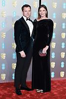 Tarron Eggerton<br /> arriving for the BAFTA Film Awards 2019 at the Royal Albert Hall, London<br /> <br /> ©Ash Knotek  D3478  10/02/2019