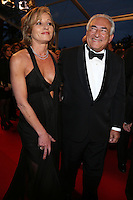 "Dominique Strauss-Kahn  attends "" Only Lovers Left Alive ""- Premiere - 66th Cannes Film Festival"