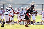Nick Streets (Stanford #22) Matt McKinney (OSU #15)