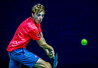 Hilversum, Netherlands, December 3, 2017, Winter Youth Circuit Masters, 12,14,and 16, years, Guy den Ouden (NED)<br /> Photo: Tennisimages/Henk Koster