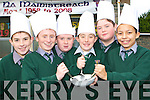 Pupils from Killarney Monastry National School preparing for their baking stall which the parents association will have on the Christmas in Killarney food fair on 13 December    Copyright Kerry's Eye 2008