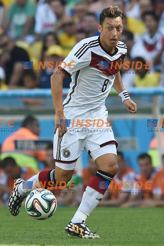 Mesut Ozil Germany <br /> Rio de Janeiro (Brasile) 04-07-2014 Maracana Quarter-Finals / Quarti di finale France - Germany / Francia - Germania. Football 2014 Fifa World Cup Brazil - Campionato del Mondo di Calcio  Brasile 2014 <br /> Foto Insidefoto