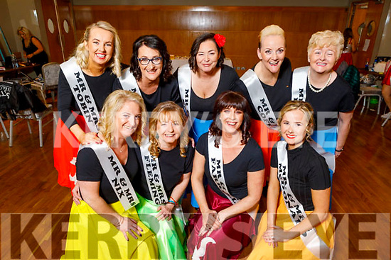 """All the Mrs ready to dance at the Tralee Musical Society """"Strictly Come Dancing"""" Mr and Mrs in Ballyroe Heights Hotel on Saturday."""