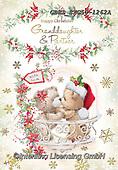 John, CHRISTMAS ANIMALS, WEIHNACHTEN TIERE, NAVIDAD ANIMALES, paintings+++++,GBHSSXC50-1262A,#XA#