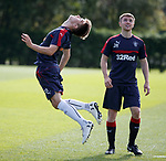 Scott Gray and Jordan Rossiter