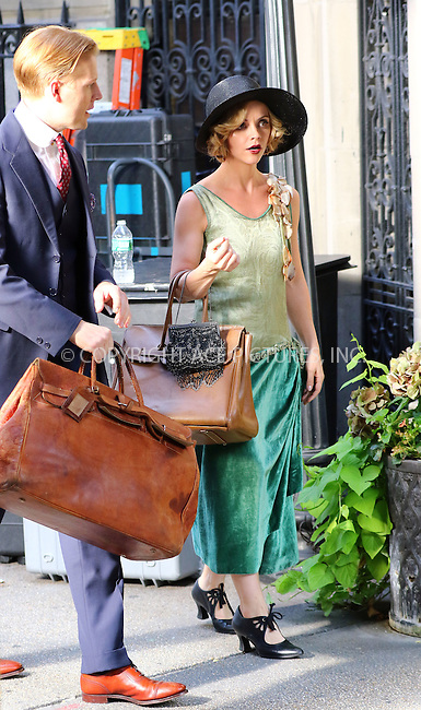 www.acepixs.com<br /> <br /> August 2 2016, New York City<br /> <br /> Actors Christina Ricci and David Hoflin were on the set of the new TV show 'Z: The Beginning of Everything' on August 2 2016 in New York City<br /> <br /> By Line: Zelig Shaul/ACE Pictures<br /> <br /> <br /> ACE Pictures Inc<br /> Tel: 6467670430<br /> Email: info@acepixs.com<br /> www.acepixs.com