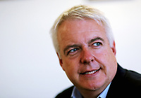 2017 09 13 First Minister for Wales, Carwyn Jones, Cardiff Bay, Wales, UK