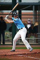 Nicholas Williby (15) of Westwood High School in Round Rock, Texas during the Under Armour All-American Pre-Season Tournament presented by Baseball Factory on January 14, 2017 at Sloan Park in Mesa, Arizona.  (Art Foxall/MJP/Four Seam Images)