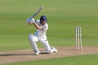 Adam Lyth hits 4 runs for Yorkshire during Essex CCC vs Yorkshire CCC, Specsavers County Championship Division 1 Cricket at The Cloudfm County Ground on 4th May 2018