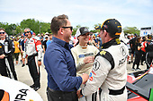 IMSA WeatherTech SportsCar Championship<br /> Chevrolet Sports Car Classic<br /> Detroit Belle Isle Grand Prix, Detroit, MI USA<br /> Saturday 3 June 2017<br /> 93, Acura, Acura NSX, GTD, Andy Lally, Katherine Legge, Michael Shank<br /> World Copyright: Richard Dole<br /> LAT Images<br /> ref: Digital Image RD2_1922