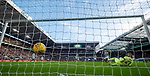 29.12.2019 Celtic v Rangers: Ryan Kent scores the opening goal for Rangers