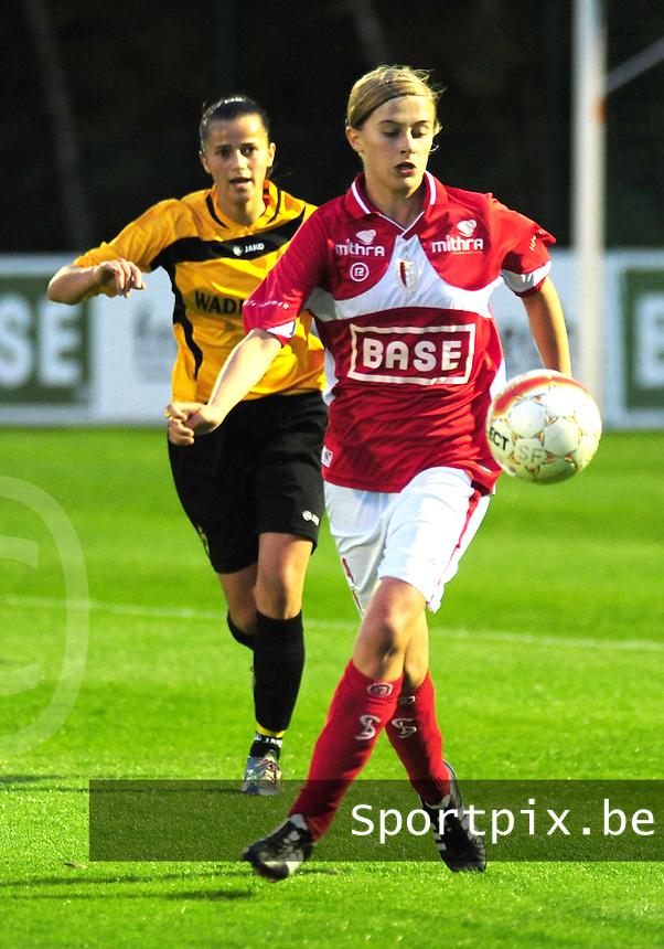 Standard Fémina - WD Lierse SK :  Julie Biesmans.fotografe Joke Vuylsteke - vrouwenteam.be