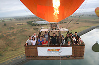 20121109 November 09 Hot Air Balloon Gold Coast