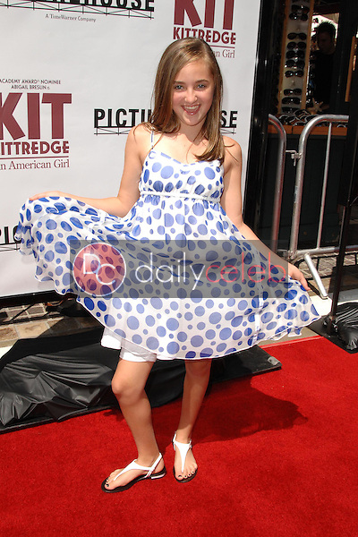 """Rachel G. Fox<br />at the world premiere of """"Kit Kittredge: An American Girl"""". The Grove, Los Angeles, CA. 06-14-08<br />Dave Edwards/DailyCeleb.com 818-249-4998"""