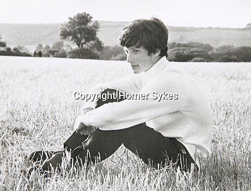 Adrian Swinstead. Lower Sixth form. Sidcot School Somerset 1967