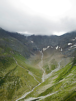 Switzerland; Berne; Uri; Sustenpass; Swiss Alpine Pass, Susten, Mountain pass