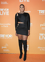 17  November 2019 - Beverly Hills, California, .EJ Johnson. The Trevor Project's TrevorLIVE LA 2019 held at The Beverly Hilton Hotel. Photo Credit: PMA/AdMedia