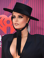 14 March 2019 - Los Angeles, California - Bebe Rexha. 2019 iHeart Radio Music Awards held at Microsoft Theater. Photo Credit: Birdie Thompson/AdMedia