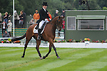 Images from the Dressage phase of the 2012 Land Rover Burghley Horse Trials in Stamford, Lincolsnhire