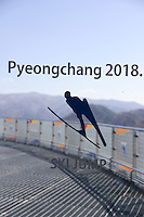 South Korea PyeongChang 2018 Winter Games Olympics