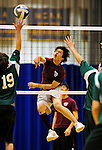 2010-11-14 High School: Vermont Volleyball Boys Championships