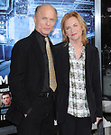 Ed Harris and Amy Madigan. at Summit Entertainment's L.A. Premiere of  Man on a Ledge held at The Grauman's Chinese Theatre in Hollywood, California on January 23,2012                                                                               © 2012 Hollywood Press Agency
